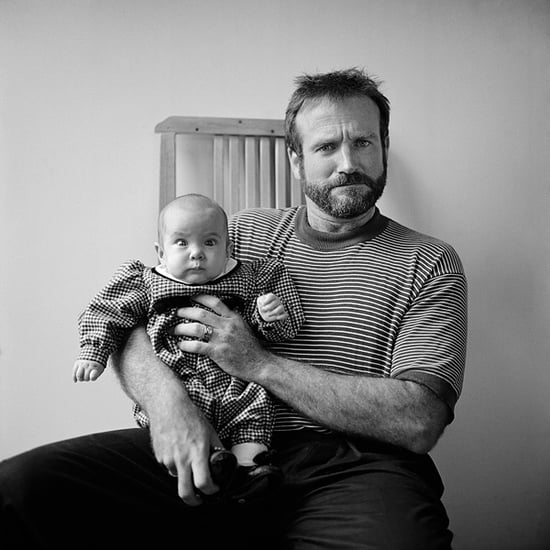 Robin Williams Behind the Scenes: Photographer's Intimate View of Tragic Star as a Quiet Family Man