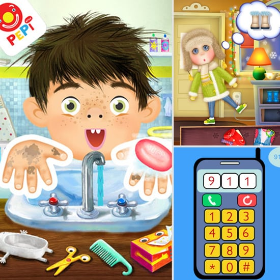 5 Apps That Teach Tots Life Skills