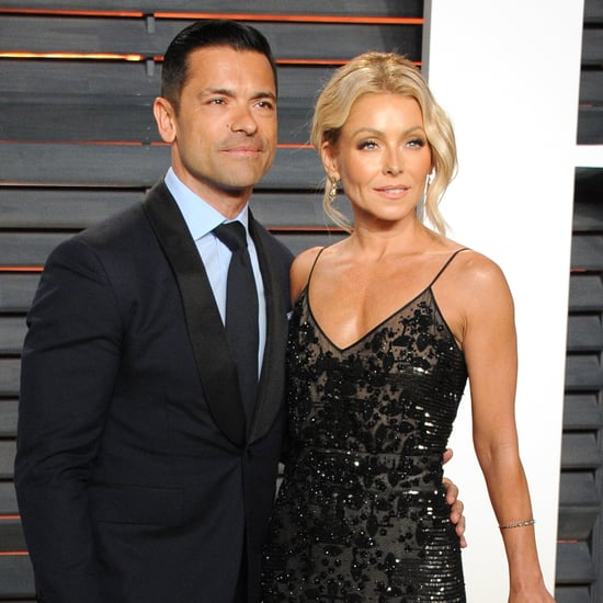 Kelly Ripa Rewearing Her Wedding Dress