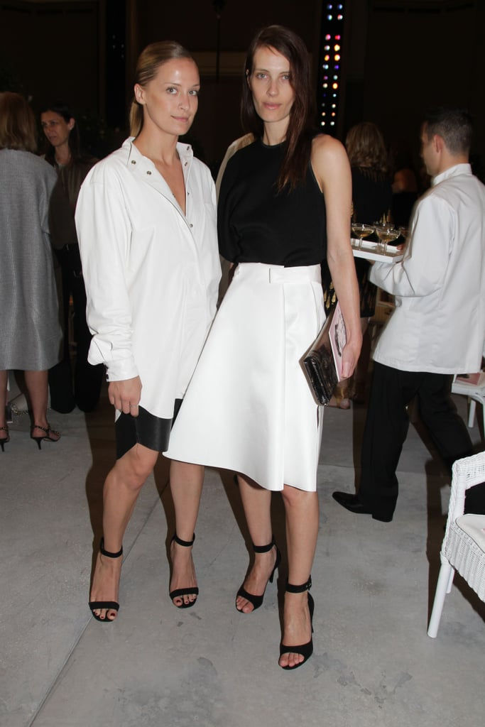 Victoria Traina and Vanessa Traina