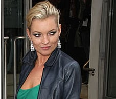 Heavier Kate Moss A Sign of Lean Times