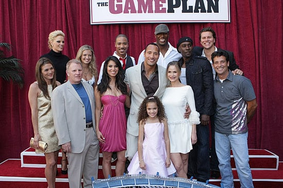 Sugar Bits - The Game Plan Takes The Box Office