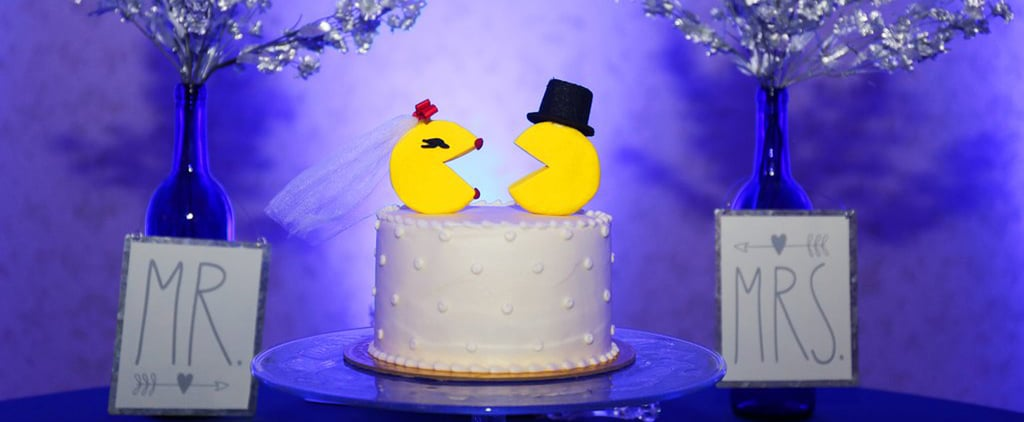 8 Geeky Cake Topper Ideas to Complete the Wedding of Your Dreams