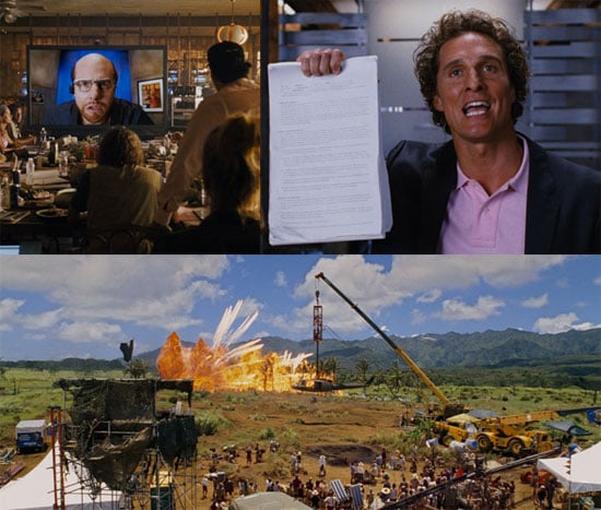 Technology Takes Supporting Role in Tropic Thunder