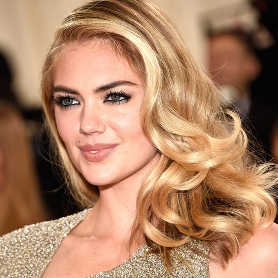 Kate Upton's Engagement Ring at Met Gala 2016