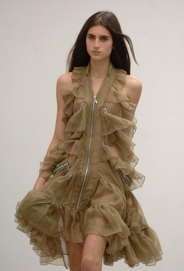 London Fashion Week, Spring 2008: Christopher Kane