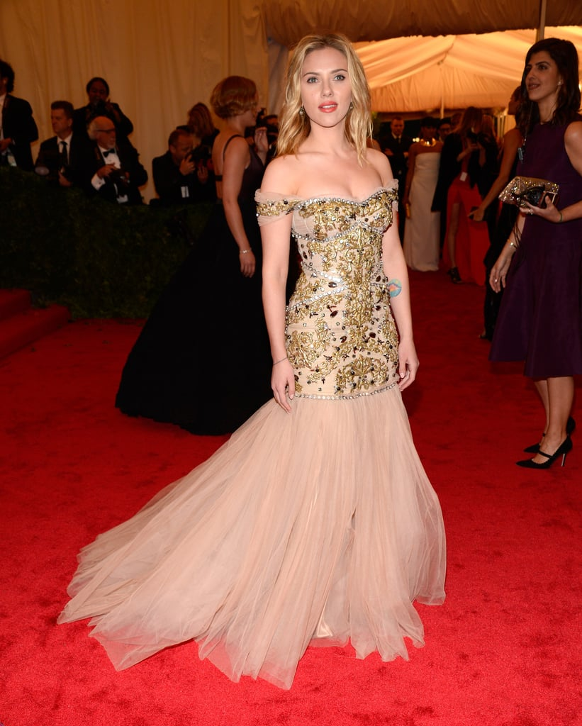 Scarlett Johansson — 2012