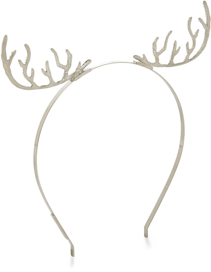 So maybe a deer isn't the sexiest Halloween costume there is, but with a headband as cute as BCBG Max Azria's Pave Antlers Headband ($48), we might just go for it.