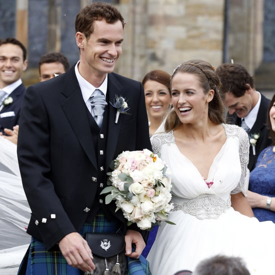Andy Murray and Kim Sears Wedding Pictures