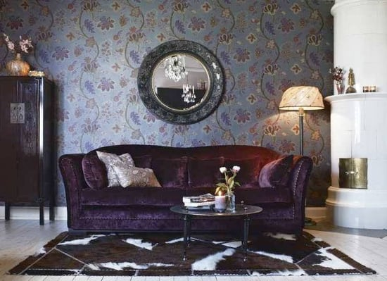 Get the Look: Dark and Cozy in Stockholm