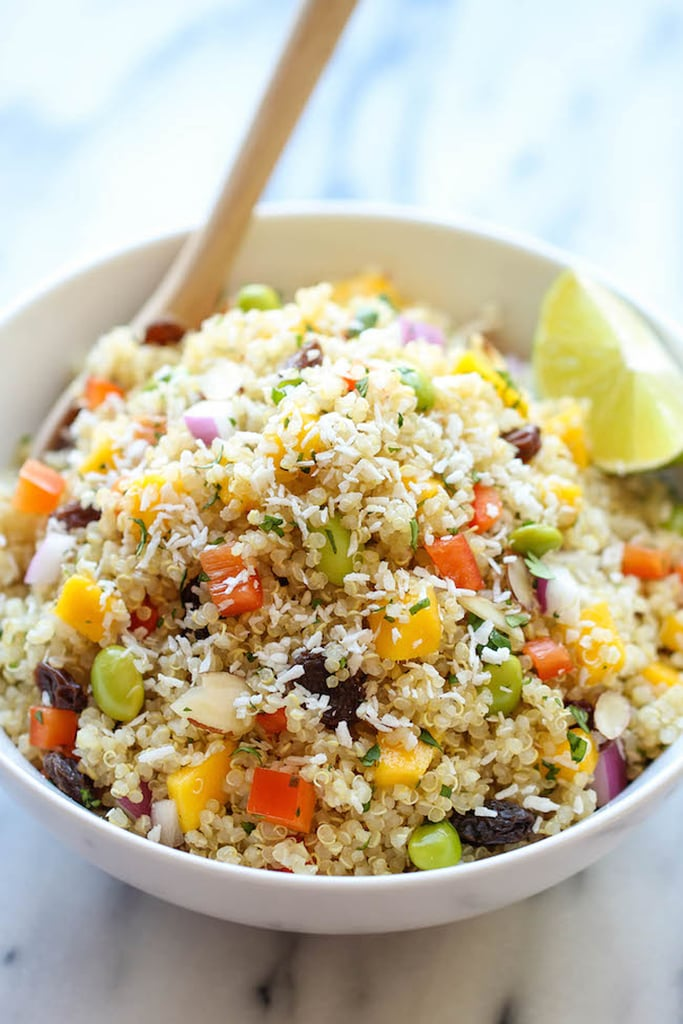 Whole Foods Copycat California Quinoa Salad