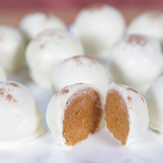 Pumpkin Pie Truffles | Food Video