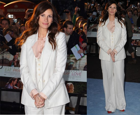 Pictures from the UK Premiere of Eat Pray Love