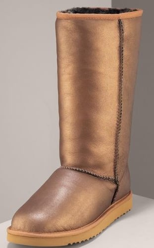 UGG Australia Classic Tall Metallic Boot: Love It or Hate It?