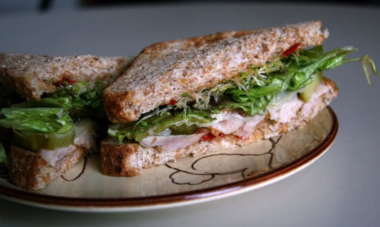 Sugar Shout Out: The Rotisserie Chicken and Chutney 'Wich