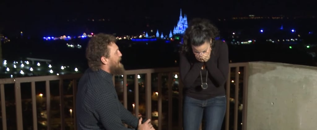 Giants Right Fielder Hunter Pence Gives His Girlfriend the Ultimate Fairytale Proposal
