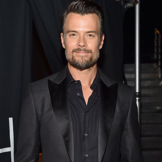 Here's a Picture of Josh Duhamel Meditating — Naked