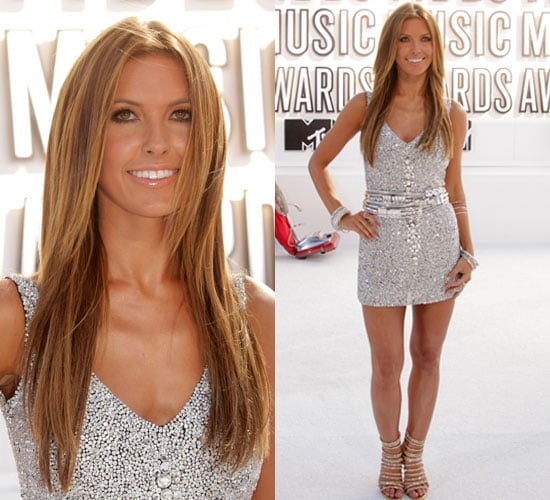 Audrina Patridge at 2010 MTV VMAs 2010-09-12 16:50:21