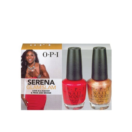 OPI Serena Glam Slam Set, $29.95
