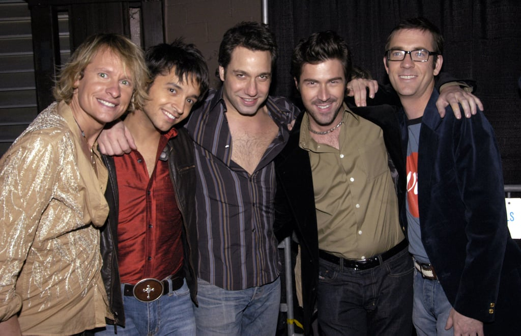 Queer Eye For the Straight Guy Hosts, 2003