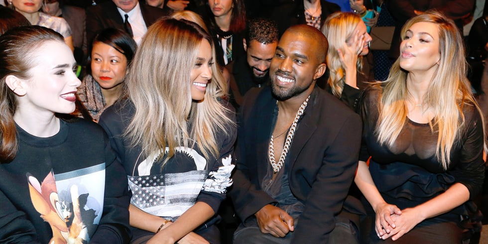 Famous Front Row: See All the Stars at Paris Fashion Week