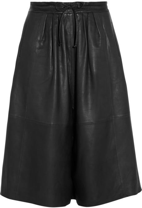 Paul & Joe Leather Culottes