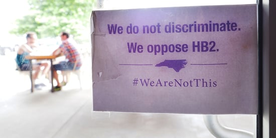 University Of North Carolina Is Barred From Enforcing So-Called 'Bathroom Law'