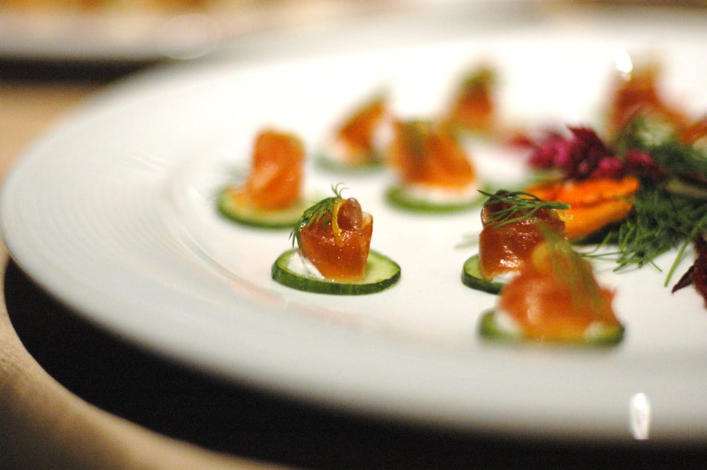 Wolfgang Does It Again! — Photos From the Governors Ball Menu