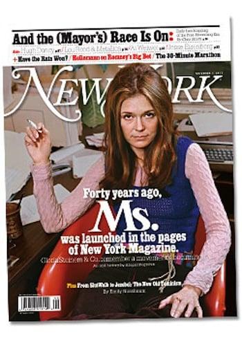She helped define New York magazine.