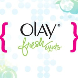 Start Fresh and Finish Sparkling With Unstoppable Skin Care From Olay Fresh Effects