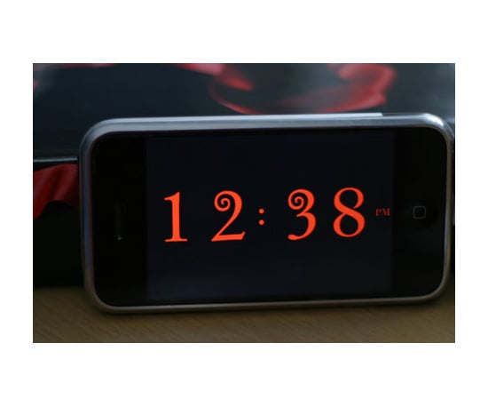 Twilight Clock App