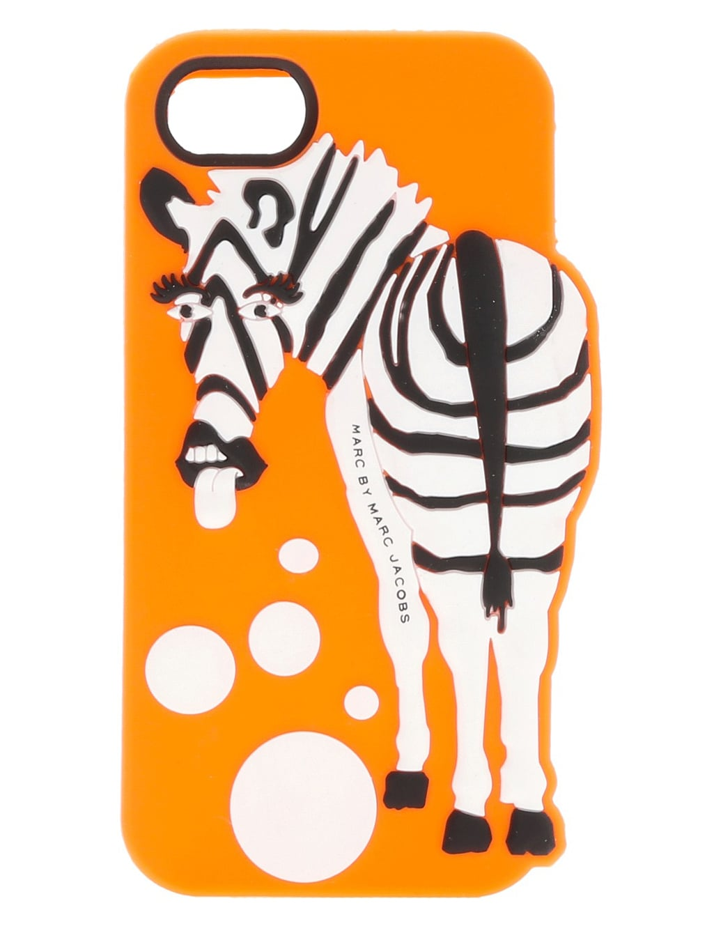 Because when you look down at your Marc by Marc Jacobs iPhone 5 case ($37, originally $48), what you really want to see is a zebra's behind.