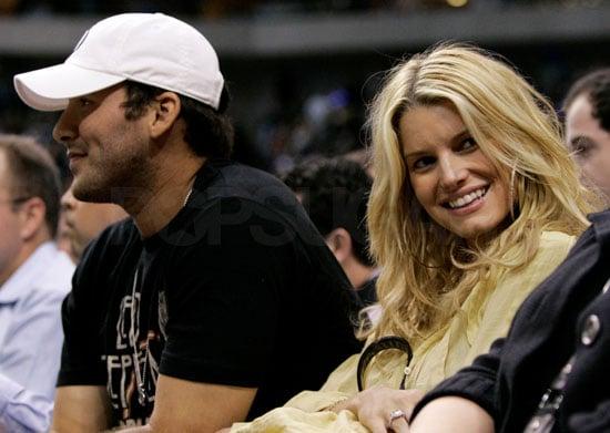 Jessica and Tony Play Mavericks Cheerleaders!