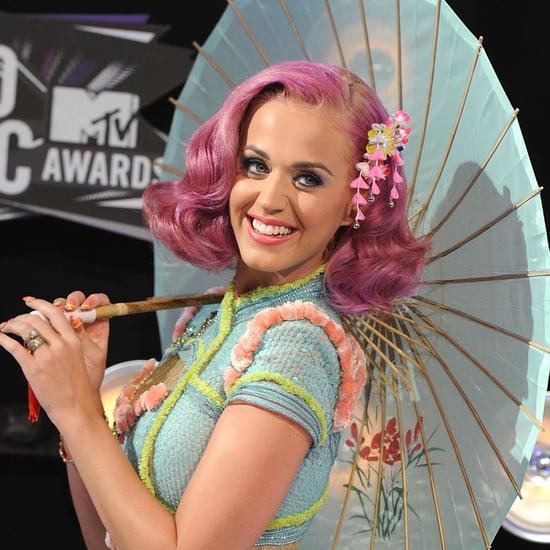 Katy Perry Launching Second Fragrance