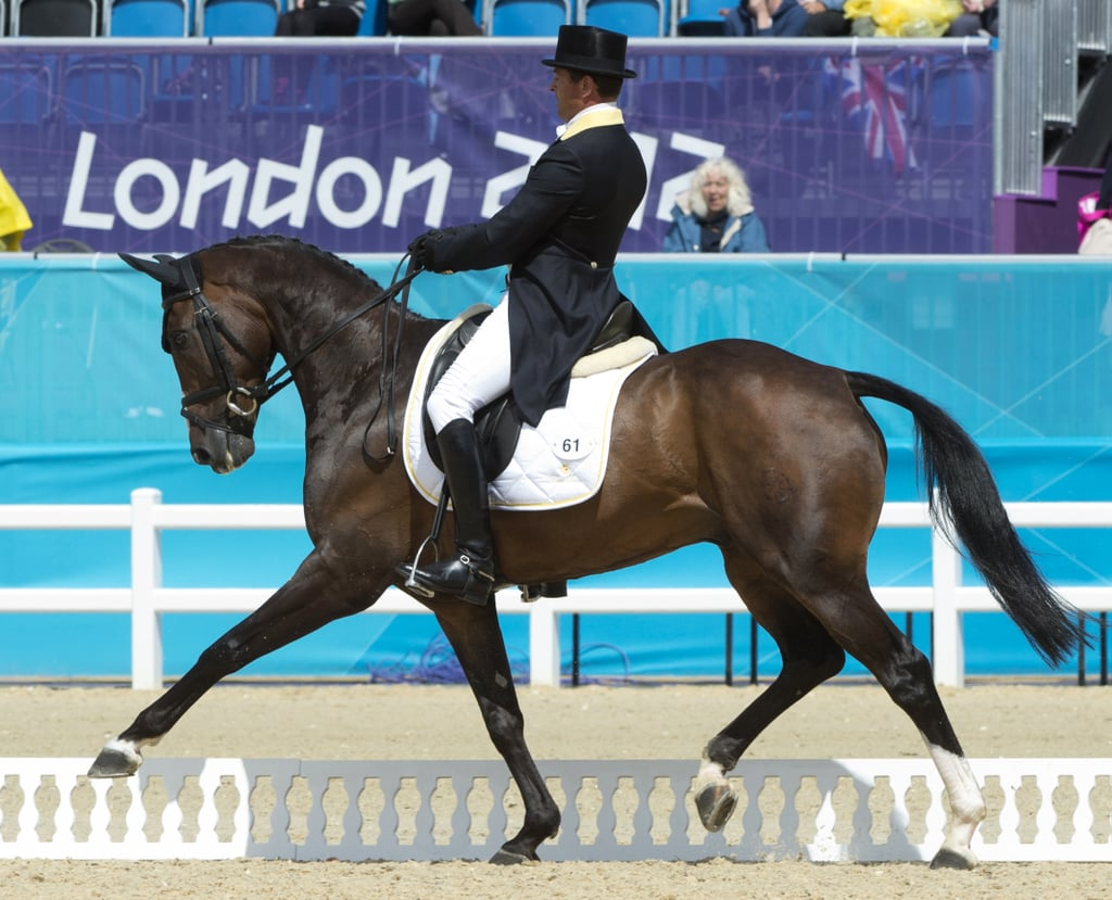 Days 1 and 2: Dressage