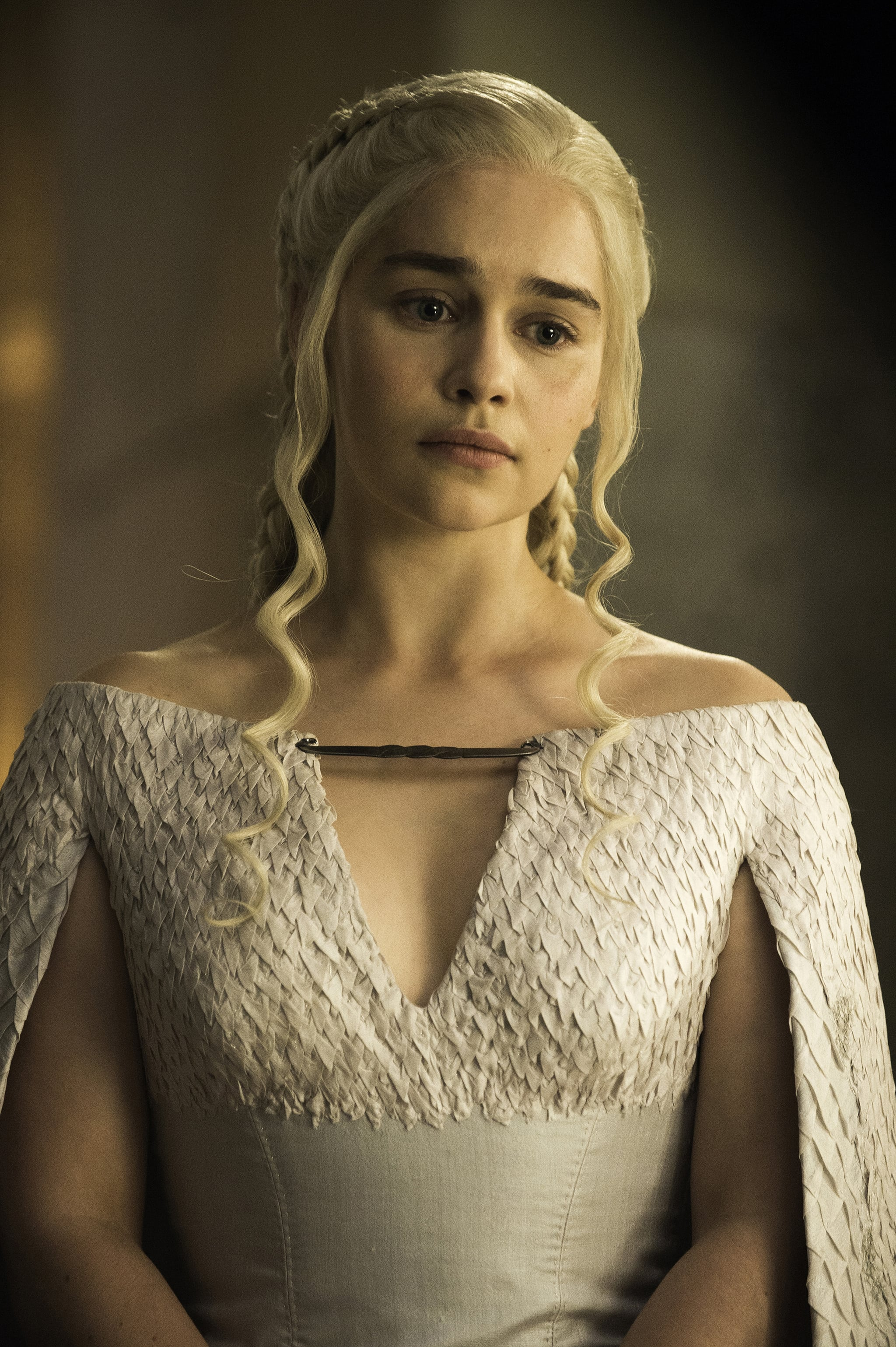 Daenerys Targaryen, Played by Emilia Clarke