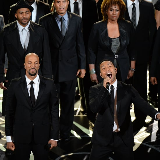 "Reactions to John Legend and Common's ""Glory"" Performance"