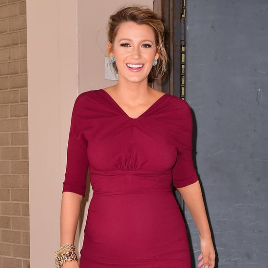 Blake Lively Talks About Oakland Booty Instagram Photo 2016