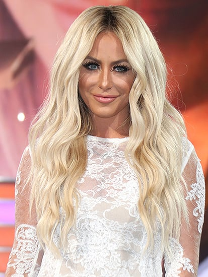 Aubrey O'Day Issued Formal Warning After Spitting in Celebrity Big Brother Housemate's Food