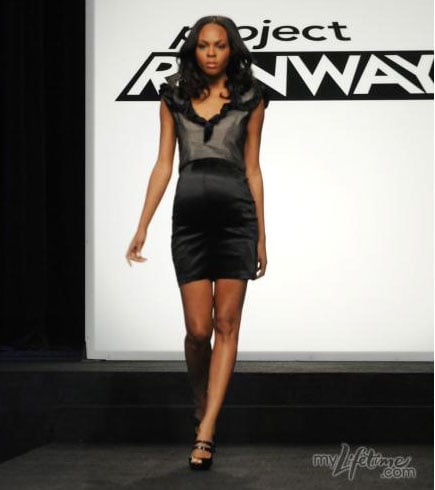 Maternity Looks Straight Off Project Runway
