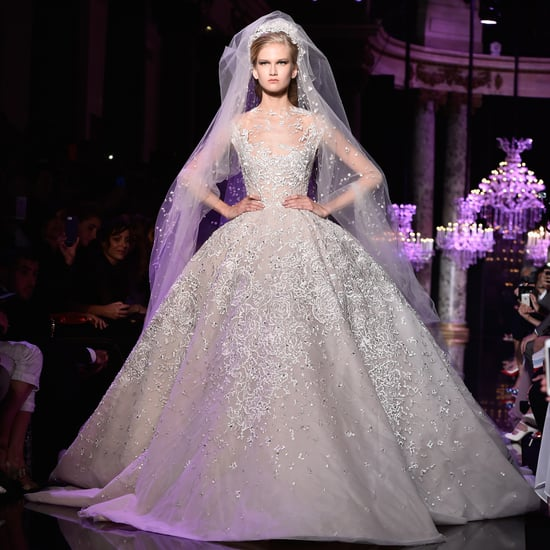 Bridal Gowns at Paris Haute Couture Fashion Week AW 2014