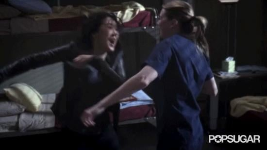 Dance It Out One Last Time With Meredith and Cristina