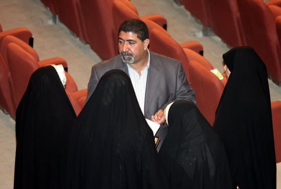 Women Make Up 25 Percent of Iraqi Parliament