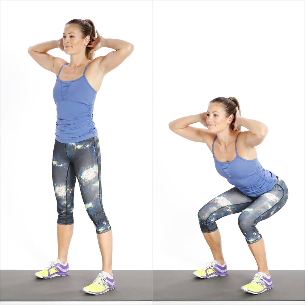 Mastering the Basic Squat