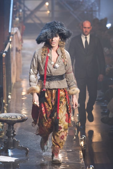 Ferre Reportedly Considered Hiring John Galliano