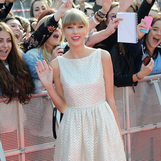 2012 BBC Radio 1 Teen Awards Celebrity Pictures of One Direction and Taylor Swift