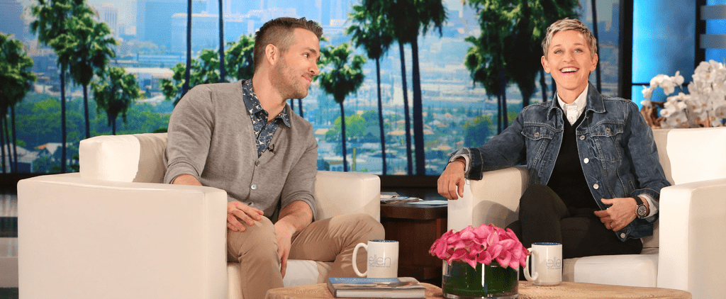 """Ryan Reynolds on Filming Nude Scenes: """"I'm Not Above Taking My Clothes Off For Money"""""""