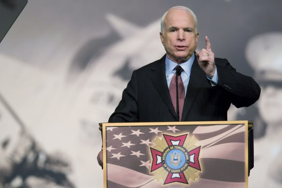McCain and Obama Speeches to Veterans of Foreign Wars