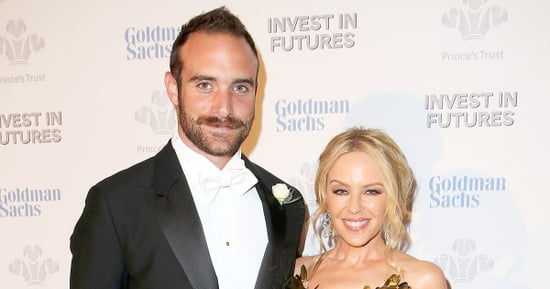 Kylie Minogue's Fiance Joshua Sasse Denies Greek Wedding Rumors