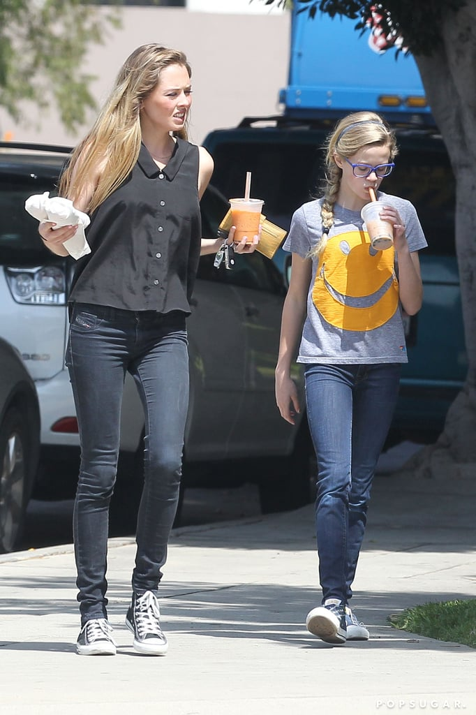 Ryan Phillippe Brings His Girlfriend to Lunch With Ava and Deacon